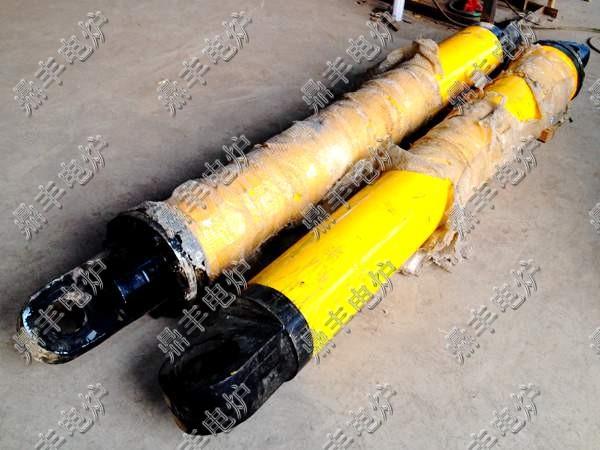柱塞式液压缸图片